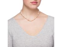 Kette - Rosé Pearls
