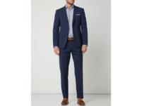 Slim Fit Anzughose mit Stretch-Anteil Modell 'Blayr'