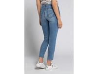 Jeans Julia, Lochstickerei, schmale 5-Pocket-Form