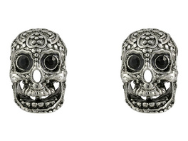Herren Ohrstecker - Small Skulls