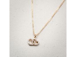 Kette - Sparkling Hearts
