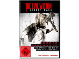 The Evil Within Season-Pass (PC Code in a Box)