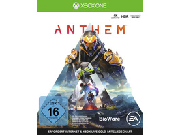 Electronic Arts Anthem
