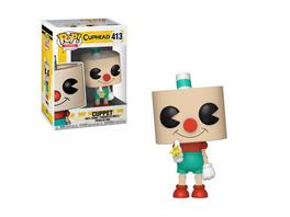 Cuphead - POP!- Vinyl Figur Cuppet
