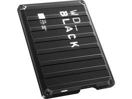 WD Black P10 Game Drive Externe Festplatte 2TB (PC, Xbox One und PS4)