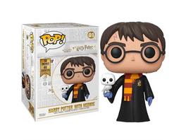 Harry Potter - POP!-Vinyl Figur Harry mit Hedwig