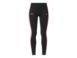 Sportleggings mit Logo-Badges