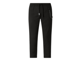 Cropped Schlupfhose Modell 'Scanton'