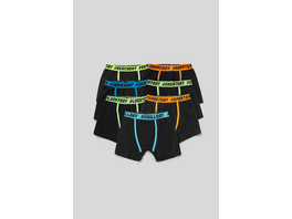 Boxershorts - Bio-Baumwolle - 7er Pack