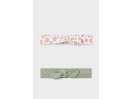 Multipack 2er - Baby-Haarband - Bio-Baumwolle