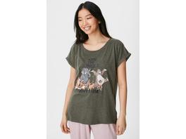 Pyjamashirt - Bio-Baumwolle - Das Dschungelbuch