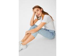 Capri Jeans - Push-up-Effekt