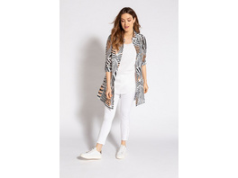 Gina Laura Longbluse Identity, Voile mit Dschungelmuster