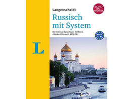 Langenscheidt Russisch mit System - Sprachkurs für Anfänger und Fortgeschrittene