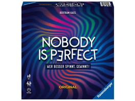 Nobody is perfect (Spiel)
